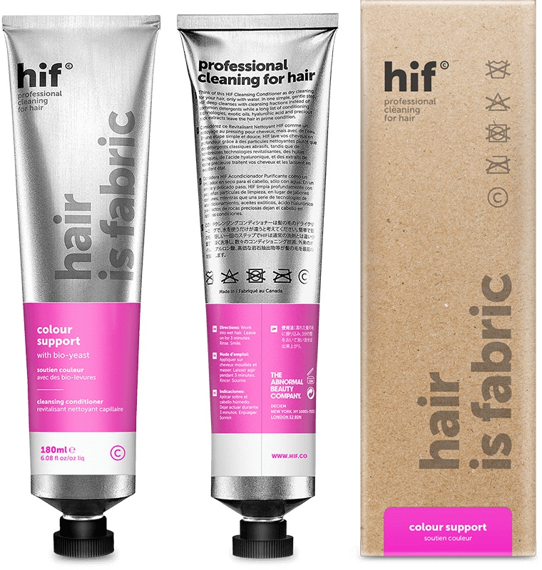 hif (Hair is Fabric) Colour Support