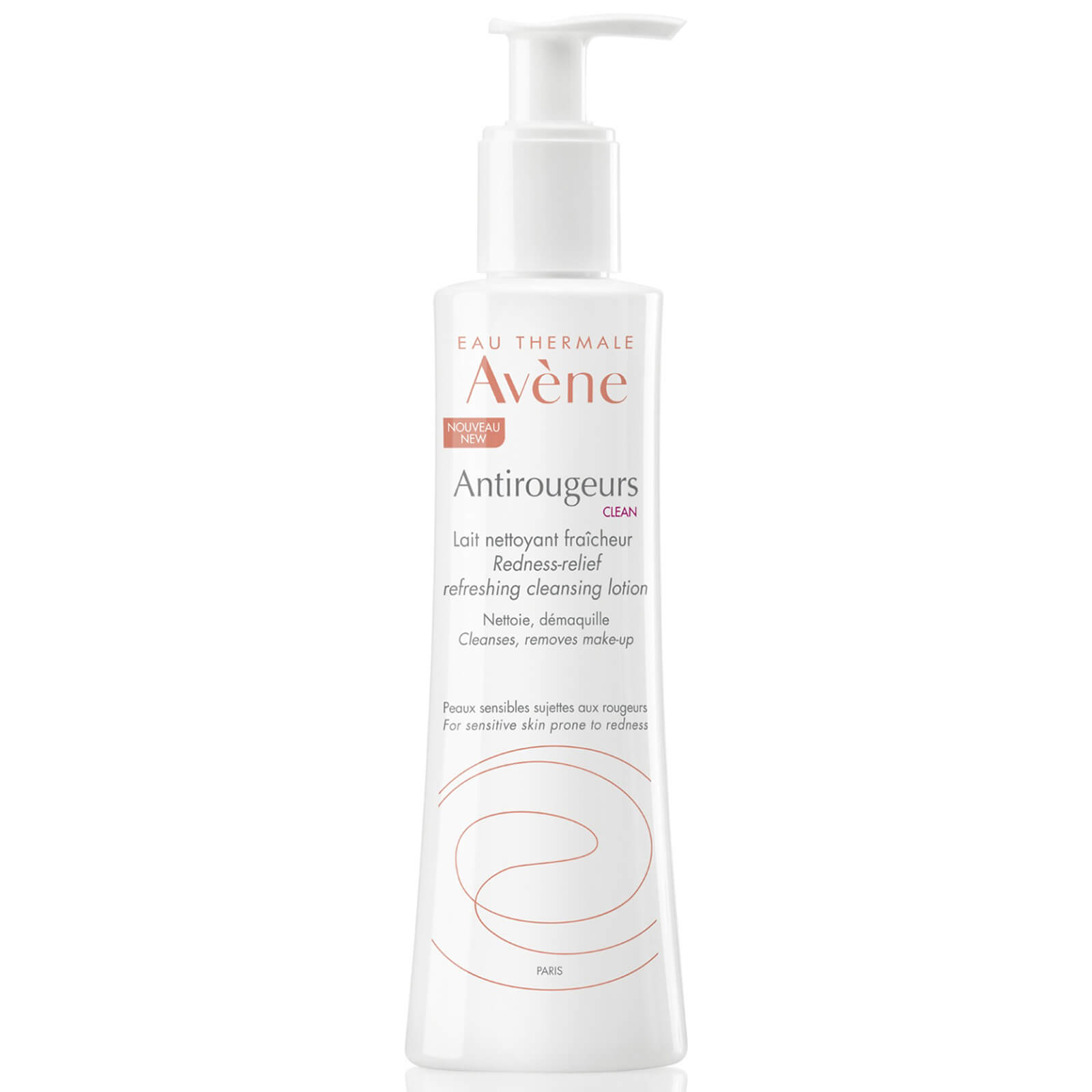 Avene Antirougeurs Clean Cleanser