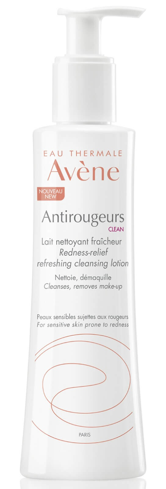 Avene Antirougeurs Clean Cleanser