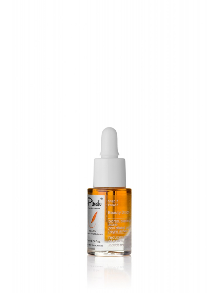 Plush Bio Beauty Drops - Drops For Blackheads And Dilated Pores