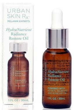 Urban Skin Rx Hydranutrient Radiance Restore Oil