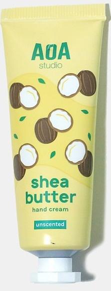 AOA Shea Butter Hand Cream - Unscented