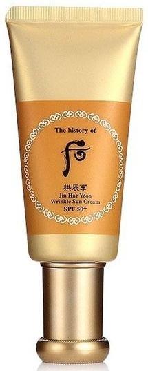 The History of Whoo In Hea Yoon Wrinkle Sun Cream SPF 50+