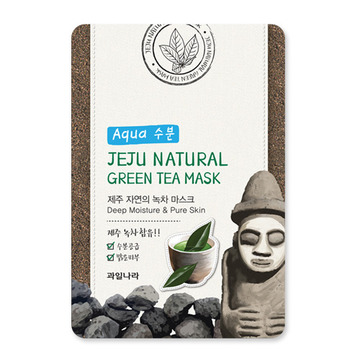 Welcos Jeju Natural Green Tea Mask