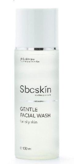 Sbscskin Gentle Facial Wash