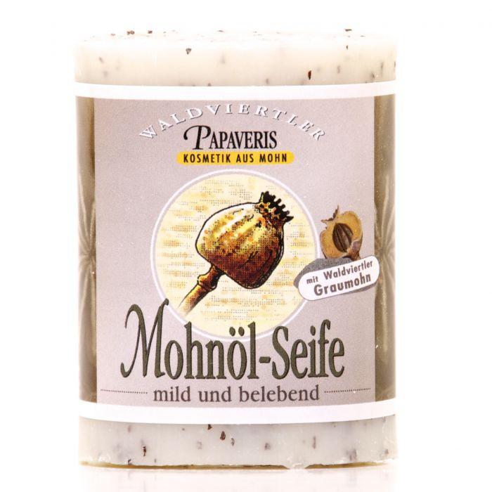 Papaveris Mohnol-Seife