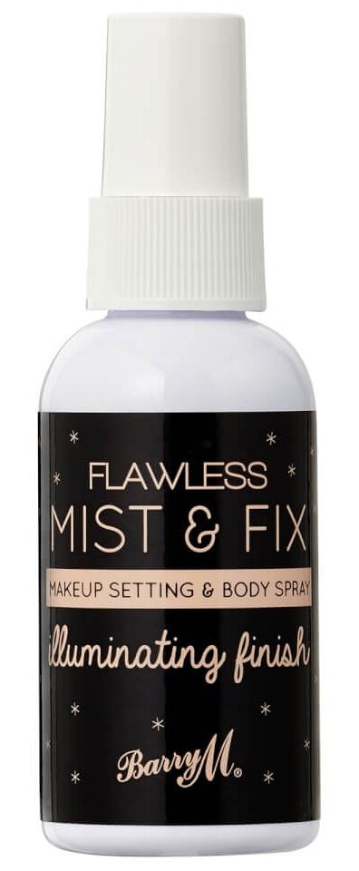 Barry M Makeup Setting Spray Illuminating Finish
