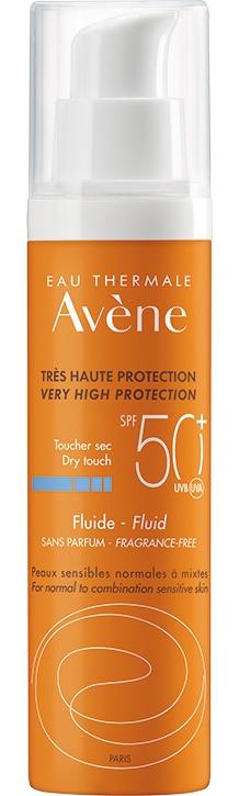Avene Very High Protection Fluid Spf50+
