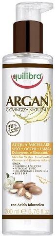 Equilibra Argan Micelar Water