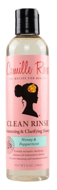 Camille Rose Naturals Clean Rinse Moisturising And Clarifying Shampoo