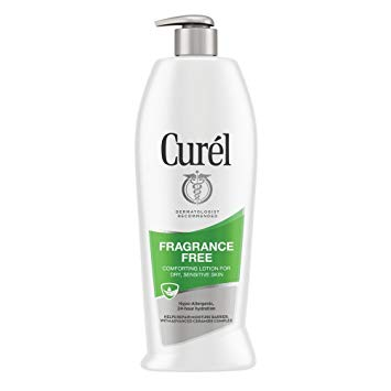 Curél Fragrance Free Comforting Body Lotion For Dry, Sensitive Skin