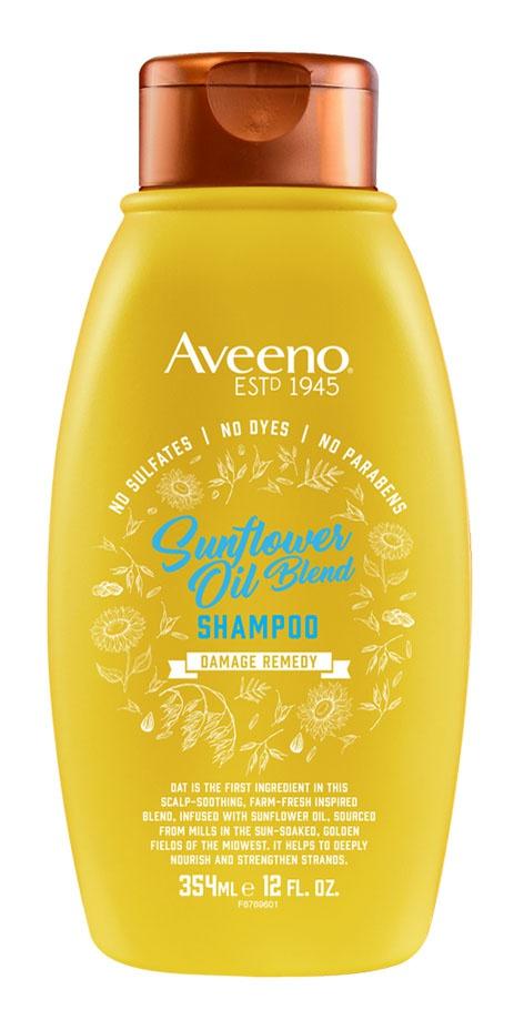 Aveeno Sunflower Oil Blend Shampoo
