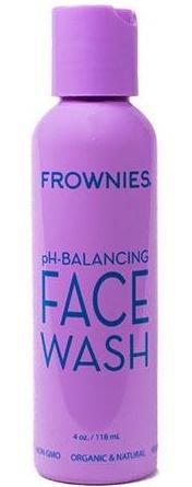 Frownies Facewash