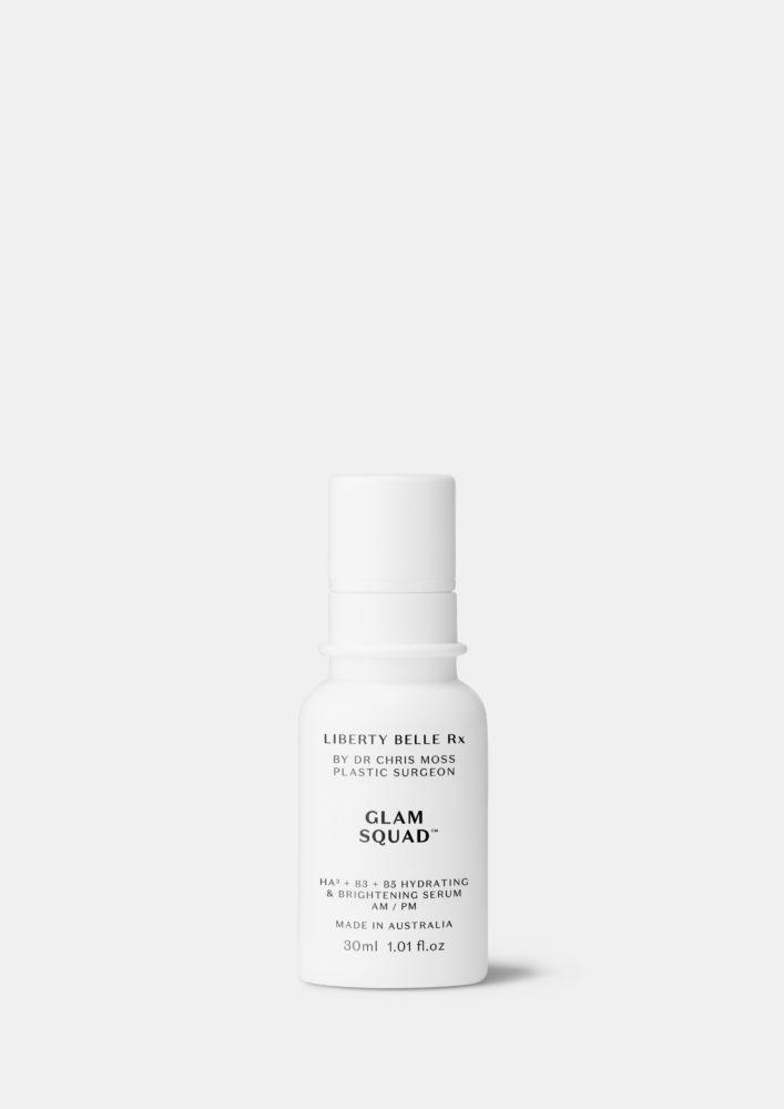 Liberty Belle Glam Squad Hydrating Hyaluronic Acid Serum