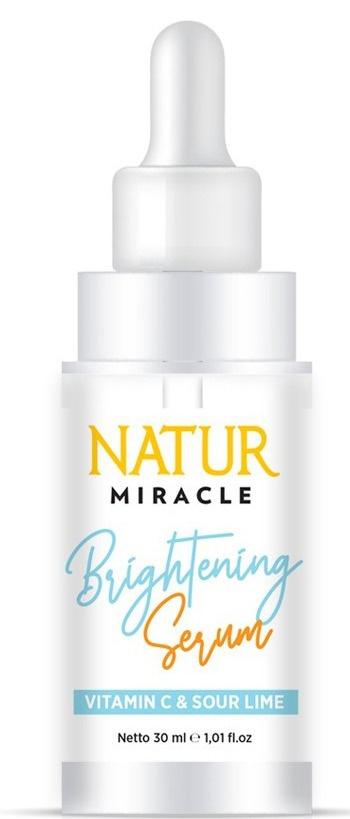 Natur Miracle Brightening Serum Vitamin C & Sour Lime
