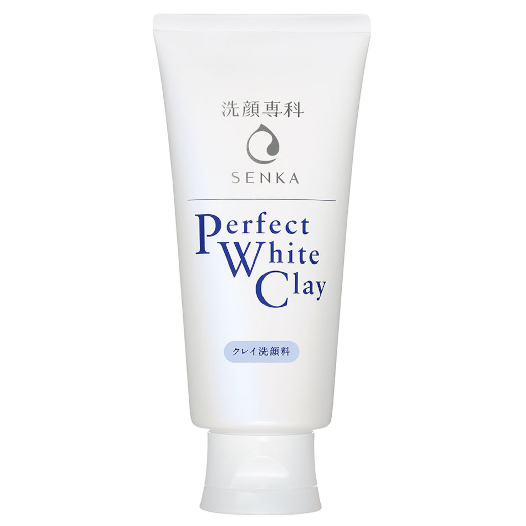 Senka Perfect White Clay
