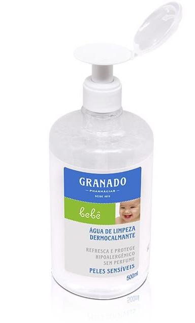 Grande Cosmetics Água de Limpeza Dermocalmante