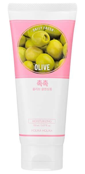 Holika Holika Daily Fresh Olive Cleansing Foam