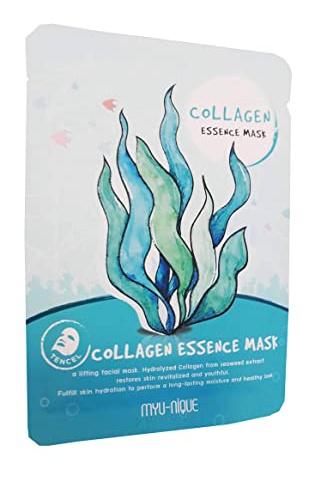 MYU-NIQUE Collagen Essence Mask
