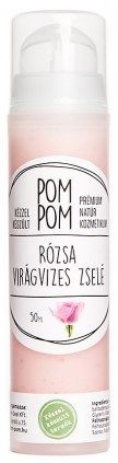 POM POM Rose Water Gel (Rózsa Virágvizes Arczselé)