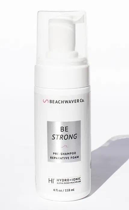 Beachwaver Be Strong Pre-Shampoo Reparative Foam