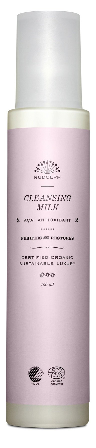 Rudolph Care Hydrating Cleansing Milk