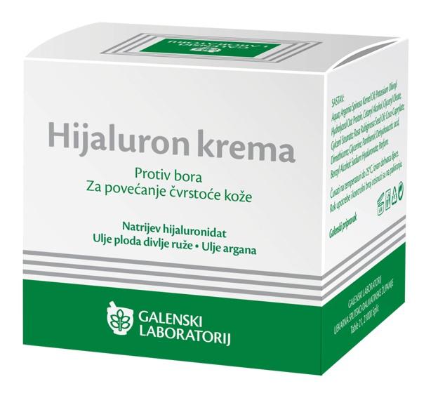 Galenski Laboratorij Hijaluron Krema
