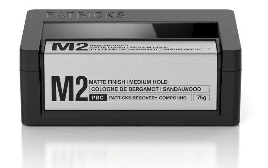 Patricks M2 - Matte Finish Medium Hold