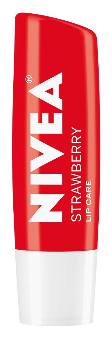 Nivea Strawberry Lip Care