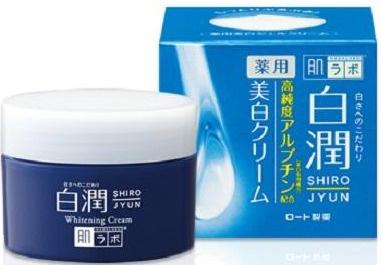 Hada Labo Arbutin Whitening Shirojyun Cream