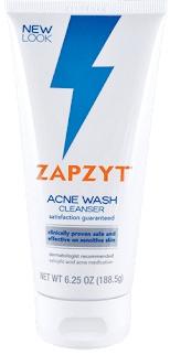 Zapzyt Acne Wash Cleanser