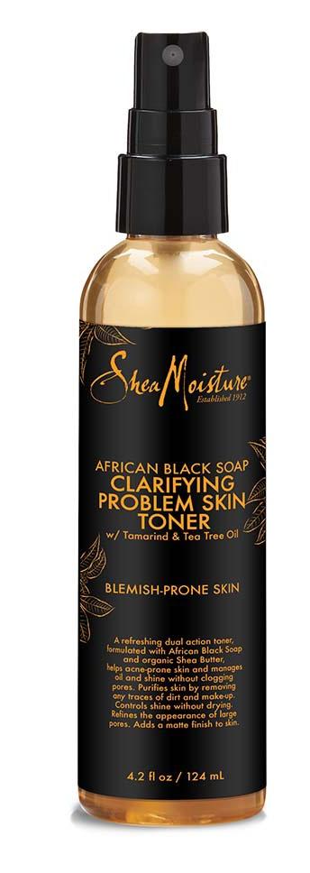 SheaMoisture African Black Soap Clarifying Problem Skin Toner