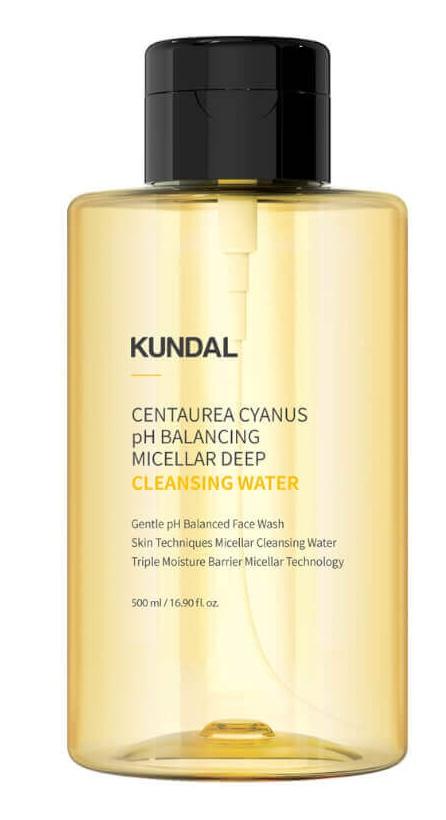 Kundal Centaurea Cyanus PH Balancing Micellar Cleansing Water