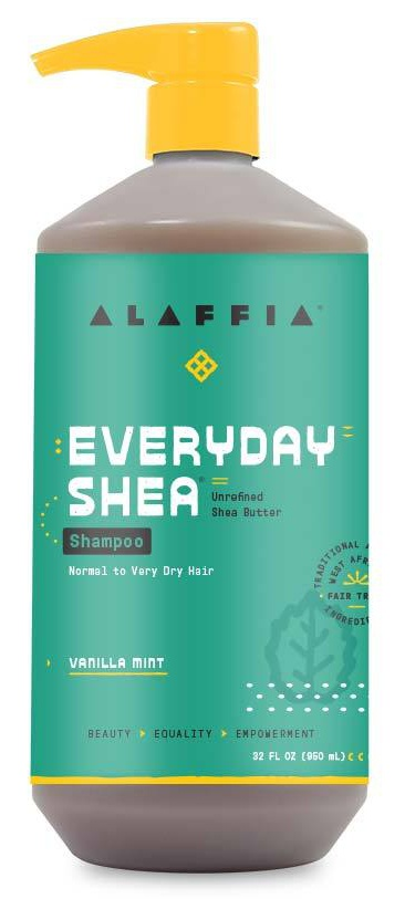 Alaffia Everyday Shea, Vanilla Body Lotion