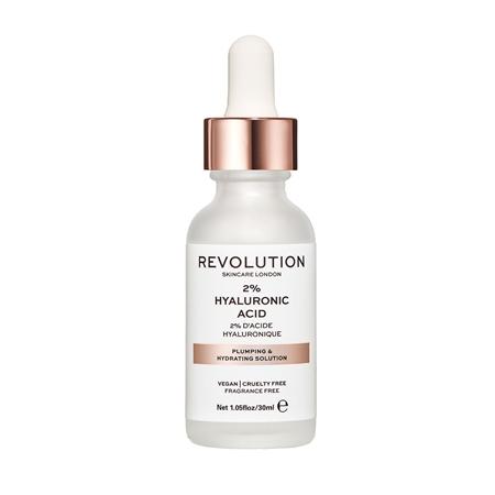 Revolution Skincare Plumping & Hydrating Solution - 2% Hyaluronic Acid