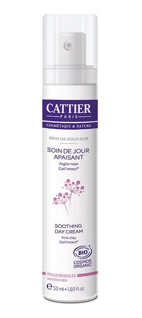 Cattier Soothing day cream