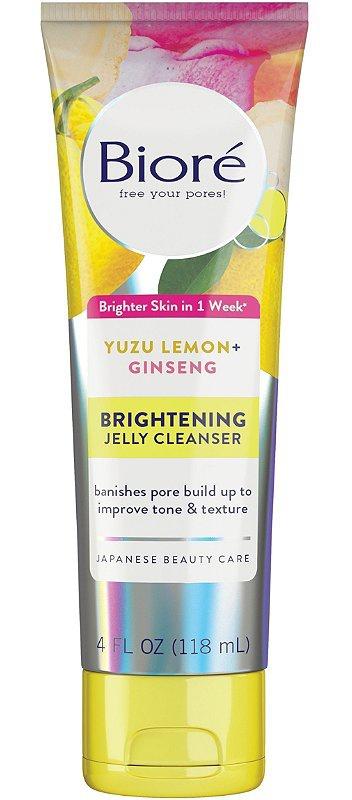 Biore Brightening Jelly Cleanser