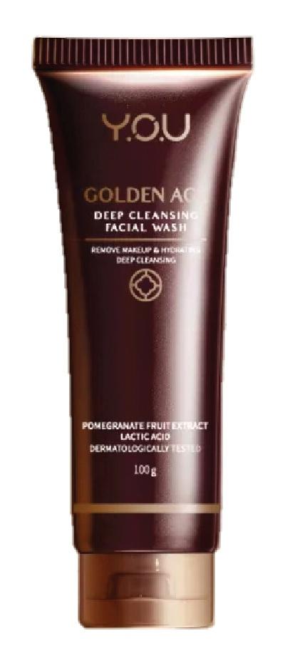 Y.O.U. Golden Age Deep Cleansing Facial Wash