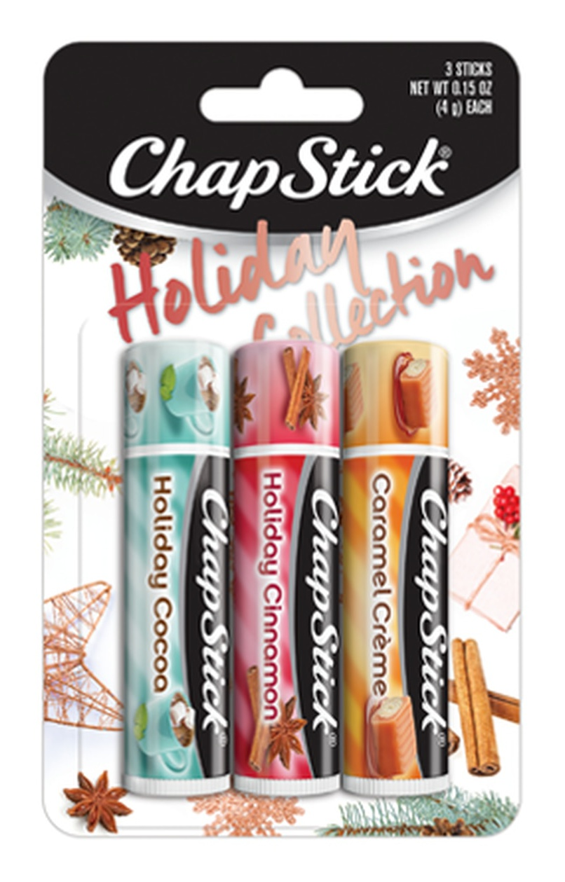 Chapstick Holiday Collection
