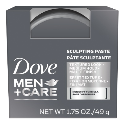 Dove  Men+Care Hair Styling Sculpting Paste