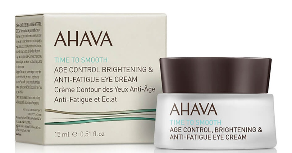 Ahava Time To Smooth Age Control Brightening Eye Cream