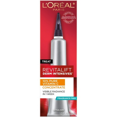 L'Oreal Revitalift Derm Intensives 10% Pure Vitamin C Serum