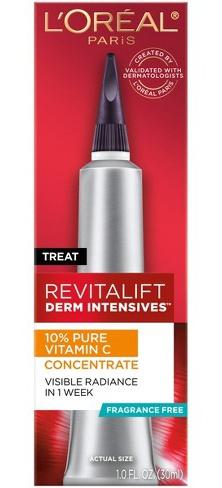 L'Oreal Revitalift Derm Intensives 10% Pure Vitamin C Serum