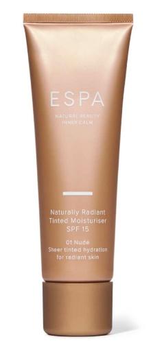 ESPA Naturally Radiant Tinted Moisturiser SPF 15