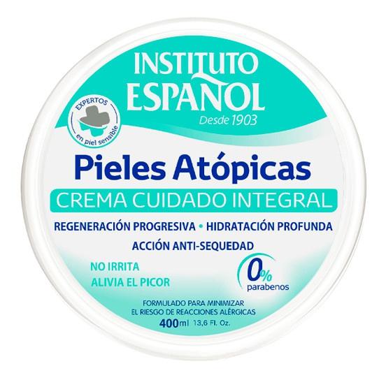 Instituto Español Crema Pieles Atópicas - Tratamiento