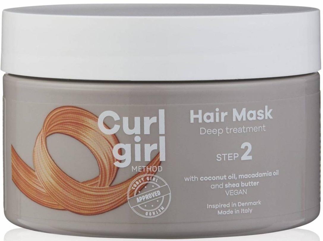Curl girl nordic Hair Mask