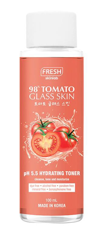 Fresh Skinlab Tomato Glass Skin Ph 5.5 Hydrating Toner