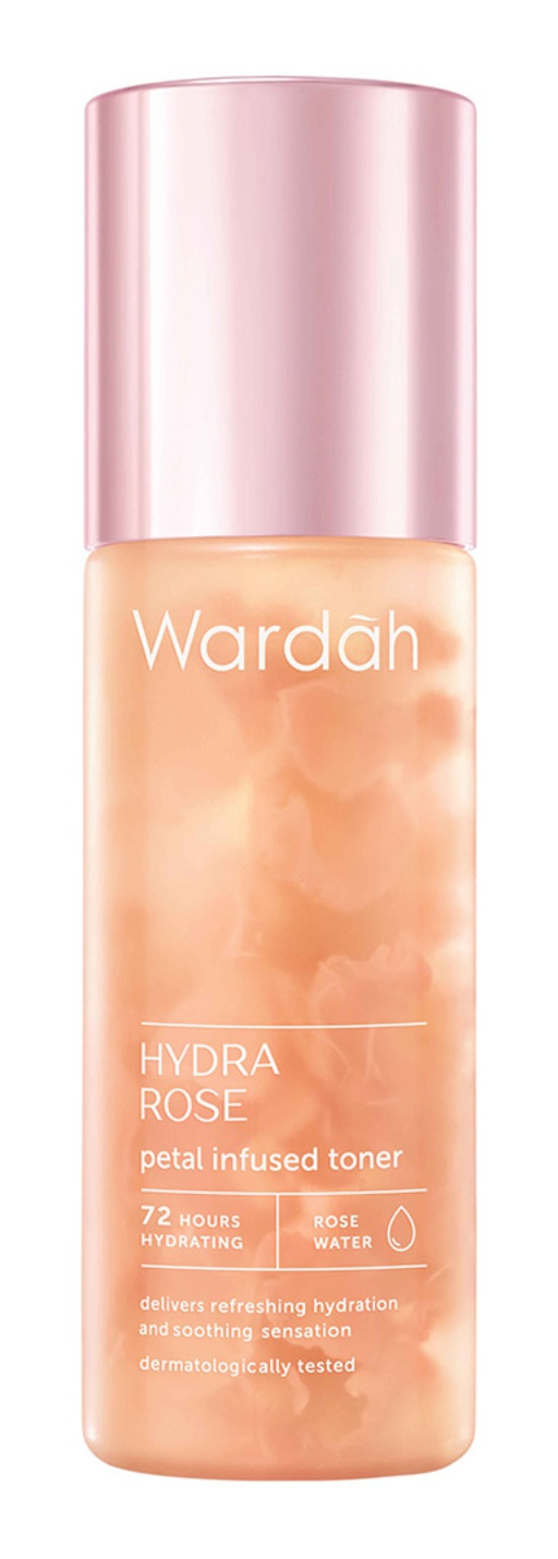 Wardah HYDRA ROSE PETAL INFUSED TONER