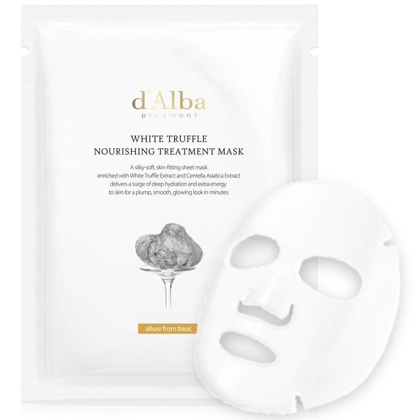 D'Alba White Truffle Nourishing Treatment Mask