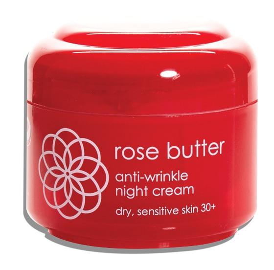 Ziaja Rose Butter Night Cream